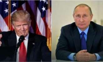 Ништо од љубовта на Путин и Трамп