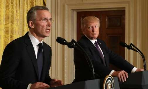 """Трамп: Не знаев многу за НАТО кога го нареков """"застарен"""""""