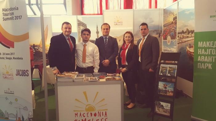 Македонската туристичка понуда на интернационален саем во Косово