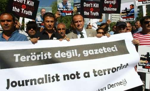Во Турција повторно уапсени новинари