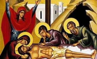 Велика Сабота е денот меѓу смртта и воскресението
