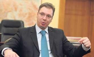 Вучиќ: нека траат протестите што подолго нема да правиме контрапротести