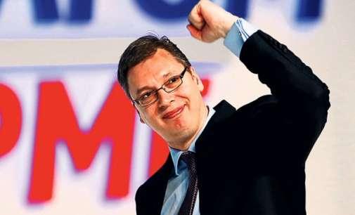 Вучиќ: Горд сум на огромната доверба од граѓаните