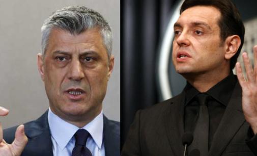Тензии меѓу Приштина и Белград: Тачи ќе ја тужи Србија за геноцид, српски министер – само пробај да ги разгневиш Србите