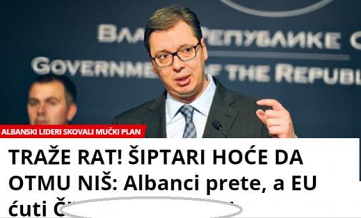 Албанскиот лидер од Бујановац ги предупреди Србите да бидат задоволни што Албанците сѐ уште не го побарале Ниш