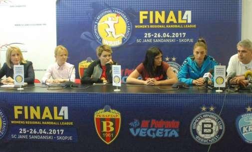 ЖРК Вардар домаќин на завршниот турнир во ВРХЛ лигата