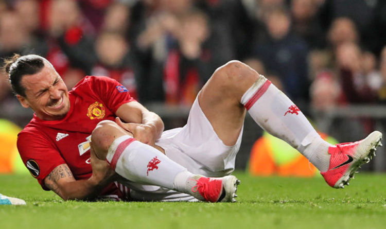 Проблеми за Манчестер Јунајтед  Ибрахимовиќ ја заврши сезоната