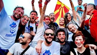 Шарена револуција за новата Влада: Секогаш можеме да се вратиме на улиците (ВИДЕО)