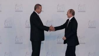 Путин се сретна со Ердоган во Сочи