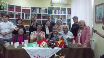 Промоција на најновата стихозбирка на Ленче Стоименова