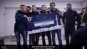 Матурантите од Корчагин победници на натпреварот на NASA за иновативна идеја