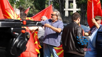Миленко Неделковски пред Кривичен суд – Подели знамиња и си замина