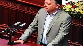 Шилегов до ВМРО ДПМНЕ : Го реализиравте единствено проектот укради колку можеш