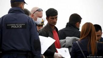 Грчките власти вратија 10 мигранти во Турција
