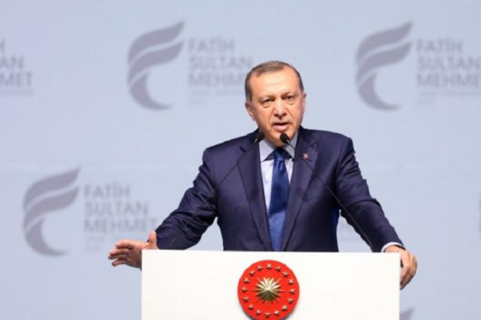 Ердоган кон ЕУ: Сакате да ползиме за да нè примите