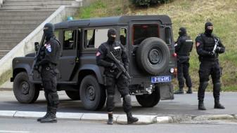 Започна обуката на српски специјалци во Русија