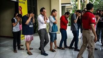 Уапсен 141 маж на геј забава во Индонезија