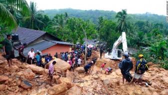 Монсуснка катастрофа во Шри Ланка – над 100 загинати и 230.000 раселени
