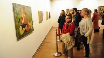Голем интерес за делата на Никола Мартиновски ( Фото галерија)