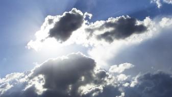 Променливо облачно со сончеви периоди