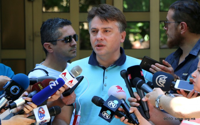 СДСМ: Нов Клинички центар ќе изгради новата реформска Влада