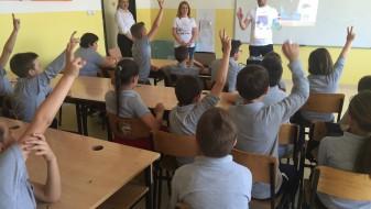Над 17.000 основци учествуваа во проектот на Пиварница Скопје за безбедни и здрави школски денови
