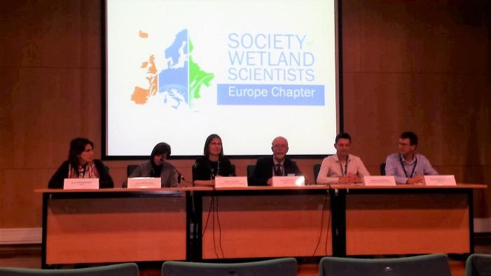 Охрид ЅОЅ на конгрес на Европскиот огранок на Друштвото на научници за блатни екосистеми