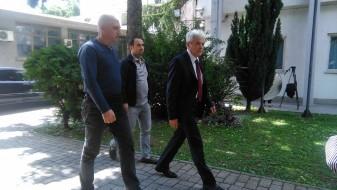 (ВИДЕО) Ахмети на средба со Заев, ќе ги допрецизираат деталите за составот на владата