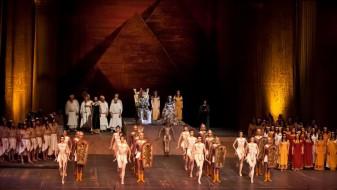 """МОБ: Гостување на Турската државна опера со """"Аида"""""""