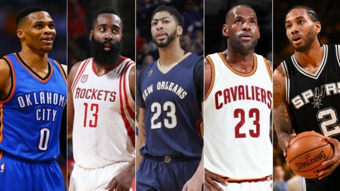 НБА: Без играчи од Голден Стејт во најдобрата петорка