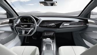 Audi e-tron Sportback е симбиоза на електрична мобилност и секојдневна удобност