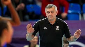 Словенецот Балтиќ нов селектор на одбојкарите