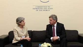 Претседателот Иванов се сретна со генералната директорка на УНЕСКО