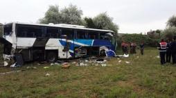 Автобуска несреќа во Анкара – осум загинати и над 30 повредени