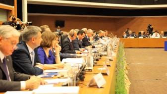 Попоски на 127 Сесија на Комитетот на министри на Советот на Европа