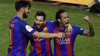 """Последен меч на """"Винсенте Калдерон"""", Барселона го освои Купот (Видео)"""
