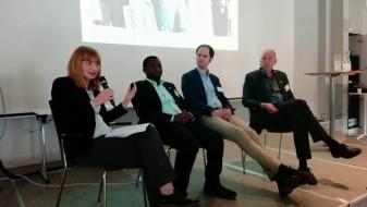 Пратеници од ДОМ во посета на шведската Зелена партија
