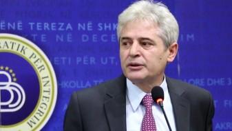 Ахмети: Декларацијата нема целосно да биде вклучена во владината програма