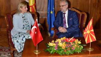 Џафери-Кара: Турција будно ги следи случувањата во Македонија