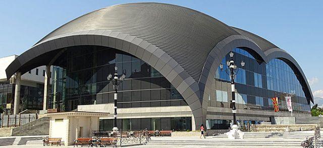 Новиот објект на Македонската филхармонија се отвора в недела