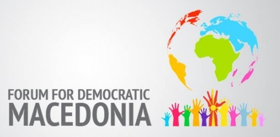 """Формиран """"Форум за Демократска Македонија"""""""