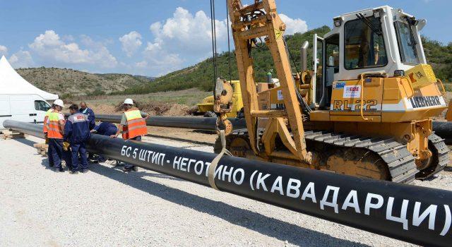 Груевски: Процесот на гасификација тече со одлична динамика