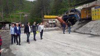 Груевски ги посети градилиштата на три капитални проекти важни за Охрид