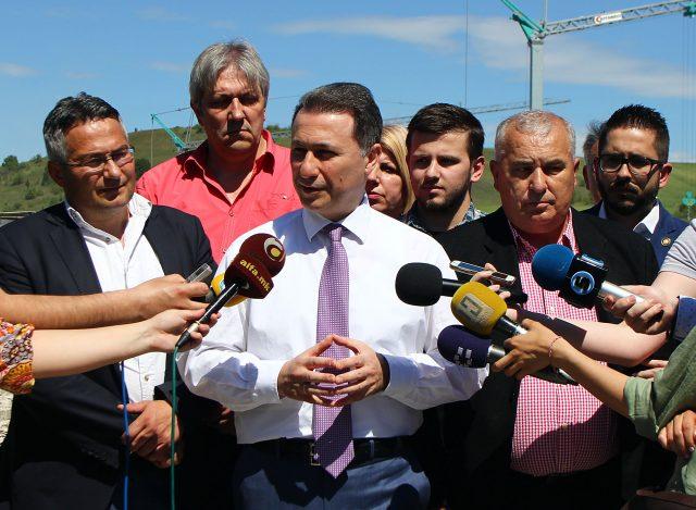 Груевски: Во 2006 од СДСМ наследивме буџет од само 3 милиони евра