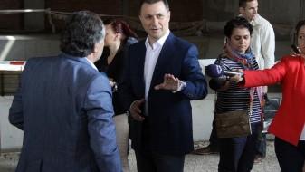 Груевски: Граѓаните трпат поради деструктивните политики на СДСМ