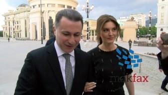 (ВИДЕО) Груевски не одговори дали ќе остане лидер на ВМРО-ДПМНЕ