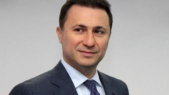 Груевски не планира да се повлече од лидерската позиција на ВМРО-ДПМНЕ