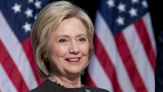 Хилари Клинтон основа движење насочено против Трамп