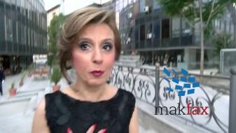(ВИДЕО) Канческа Милевска: Не го познавам лицето со качулка кое ме поздрави во Собранието