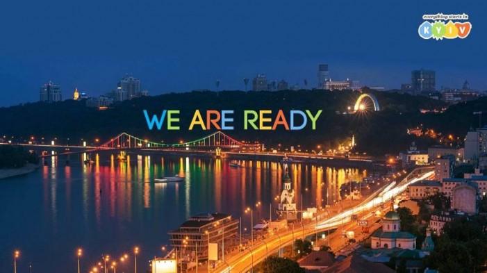 """""""Celebrate Diversity"""" или """"Во слава на различностите"""" е годинашниот слоган на 62 то издание на Изборот за песна на Евровизија, Киев 2017."""